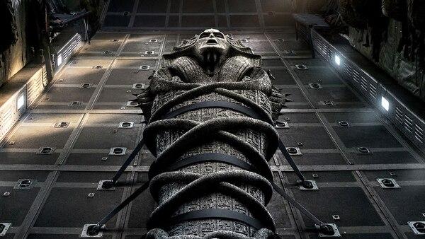 Con 'La Momia' se inicia el mundo de Dark Universe, de Universal Pictures.