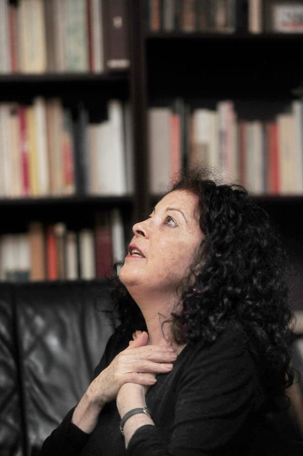 Anacristina Rossi: Todos los caminos la llevan a Roma