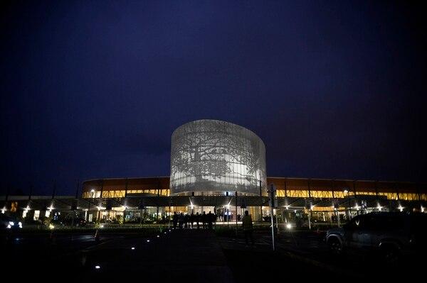 05/04/2018 Heredia. Centro Nacional de Convenciones y conferencias.Inauguración del Centro nacional de Convenciones y Conferencias. Foto de: Diana Méndez