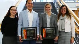 Joven tico es galardonado por excelencia en logros científicos y ciudadanía en Estados Unidos