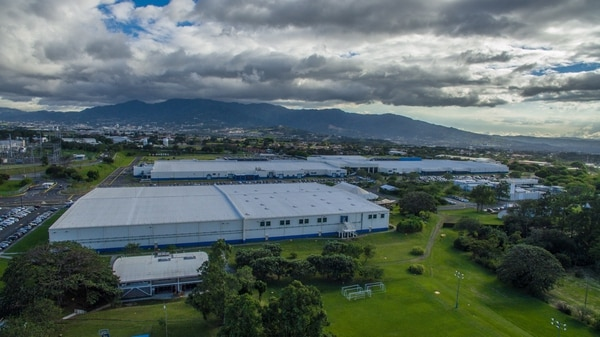 Intel Costa Rica emplea actualmente a cerca de 2400 costarricenses. Sus instalaciones están en Belén, Heredia Fotografía: Cortesía de Intel.