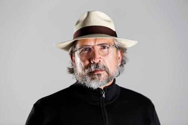 Además de cineasta, Gustavo Tovar Arroyo es abogado, activista por los derechos humanos, educador, poeta, y productor. Fotografía: Alejandro Gamboa Madrigal.