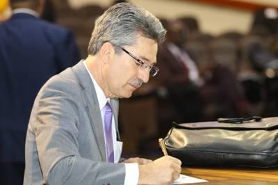 Welmer Ramos renunciará a diputación y Eduardo Cruickshank pedirá permiso sin salario