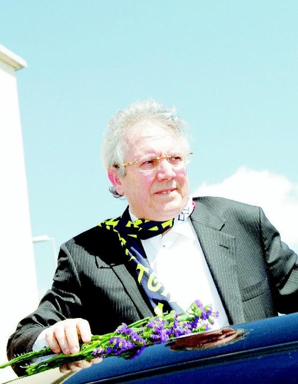 Aziz Yildirim pasará seis años de cárcel por amaño de partidos.   ARCHIVO