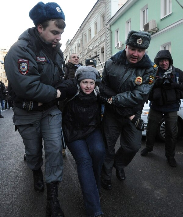 Defensores de derechos humanos se han manifestando contra la nueva legislación.