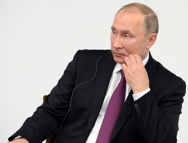 El presidente ruso, Vladimir Putin, participó el viernes en un encuentro de hombres de negocios durante su visita a Tokio.
