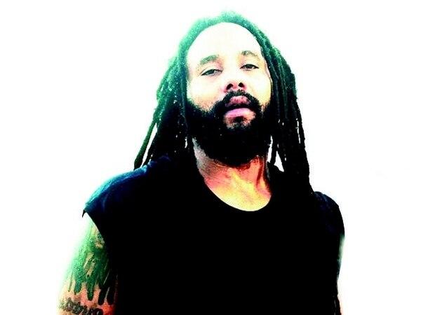 Ky-Mani Marley es uno de los hijos de la leyenda del 'reggae' Bob Marley. Archivo