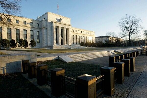 Edificio de la Reserva Federal en Washington.La entidad ya ha subido este año dos veces las tasas de interés. | ARCHIVO