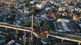 'Vi que la estructura estaba cimbrando, ni un minuto después cayó el metro', afirma testigo de accidente en México