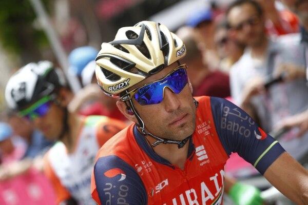Vincenzo Nibali es cuarto en la general, a 10 segundos.
