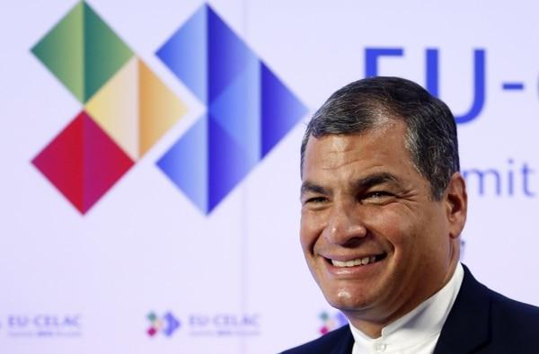 Correa ocupa la presidencia pro témpore de la Celac