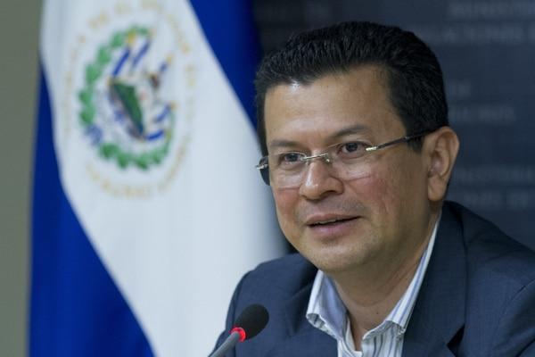 El canciller de El Salvador, Hugo Martínez, anunció que propondrá en la próxima cumbre del Sistema de la Integración Centroamericana (SICA) a su embajadora ante los organismos de la ONU.