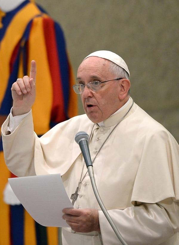 El papa Francisco alista su primer viaje a Estados Unidos. | EFE