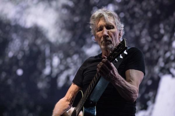 Roger Waters visitará Centroamérica por primera vez como parte de su gira Us + Them. Foto: Shutterstock para LN.