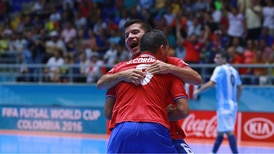 Costa Rica enfrentará al fenómeno Ricardinho