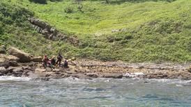 Cuerpo de niño que murió en naufragio de lancha con migrantes aparece en isla Bolaños