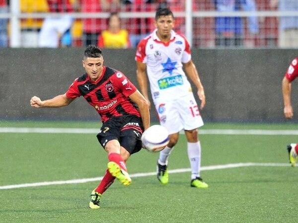 Alajuelense será el encargado de cerrar la gira del Atlético Nacional de Medellín por nuestro país. Los manudos los reciben el 20 de enero.   ARCHIVO