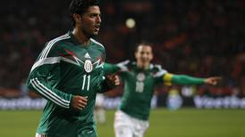 Carlos Vela se lució en la victoria de la Selección de México ante Holanda
