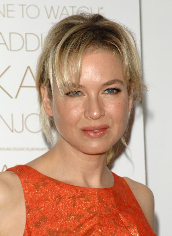 Esta imagen de Renee Zellwegger es del 2009.