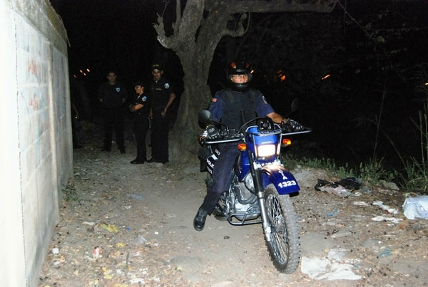 Una moto similar a esta conducía el Policía. | ARCHIVO/CON FIENS ILUSTRATIVOS.