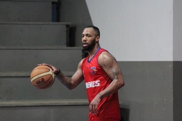 El estadounidense Isaac Mack es el nuevo distribuidor del quinteto Brenes Barva, campeón del baloncesto costarricense.