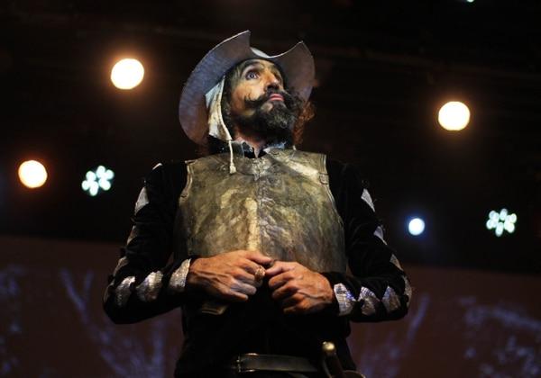 Don Quijote de la Mancha se presentará en el Auditorio Nacional. Foto: Cortesía Museo de los Niños