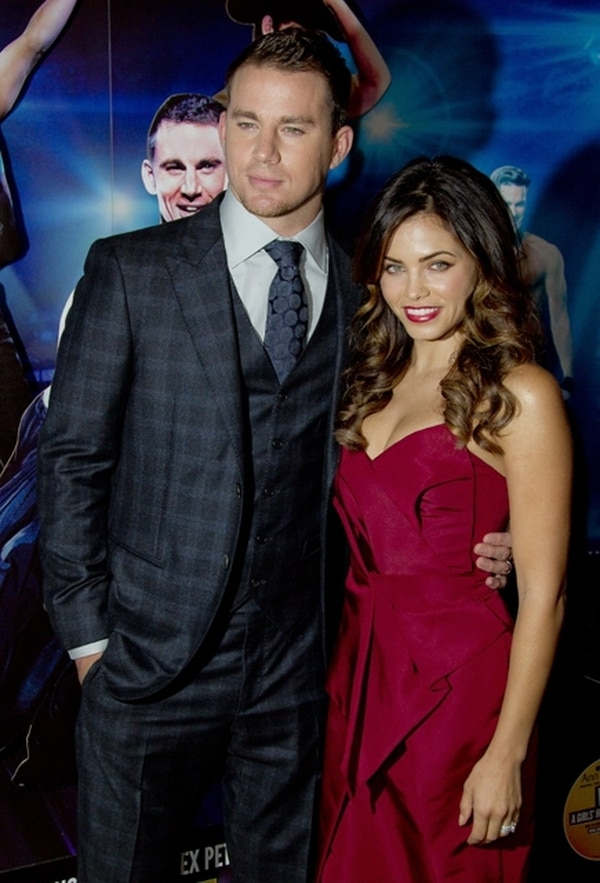 conformada por Channing Tatum y Jenna Dewan, está muy feliz por la llegada de su primer bebé. APLa pareja de famosos,