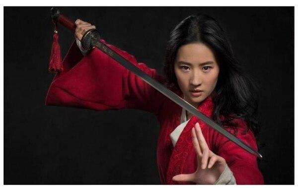 El live-action de la película 'Mulan' tenía previsto como fecha de estreno el 27 de marzo de este año. Fotografía: Twitter