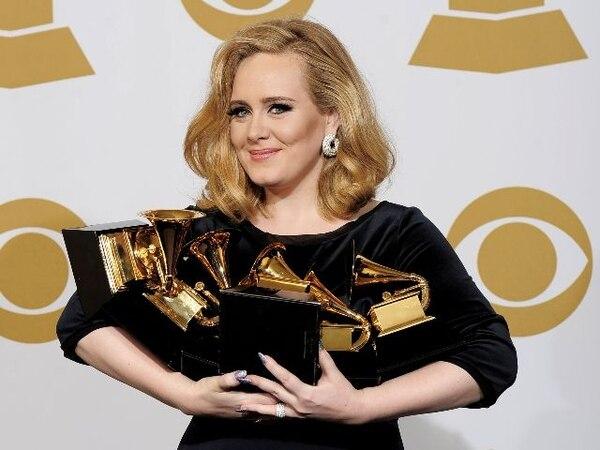 Adele. | ARCHIVO