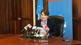 Presidenta del PANI renuncia por pérdida de 'espacio político' para maniobrar