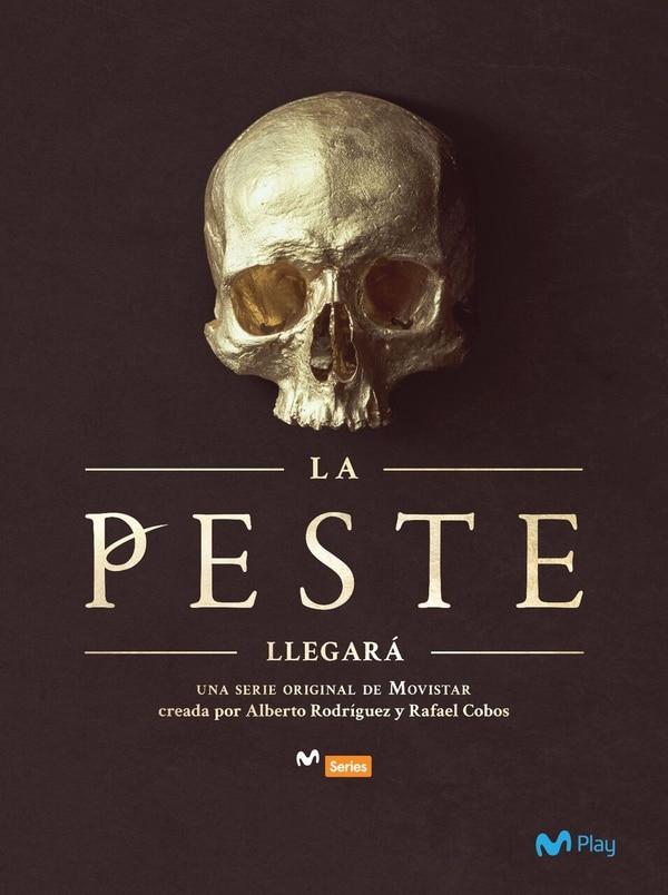 La peste es una de las producciones originales que ofrecerá Movistar en su canal de series.
