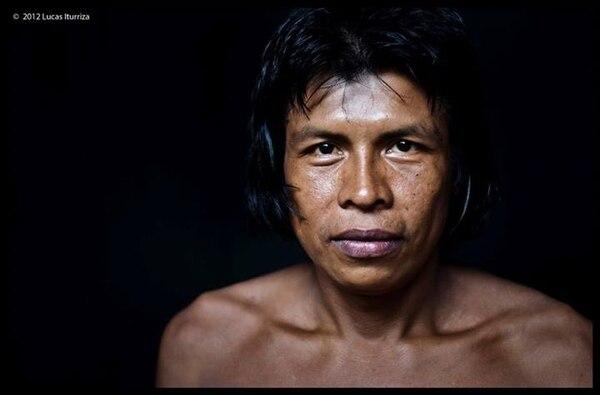 La foto de Manuel, indígena de Alto Telire, Talamanca, es parte de las que se expondrán.