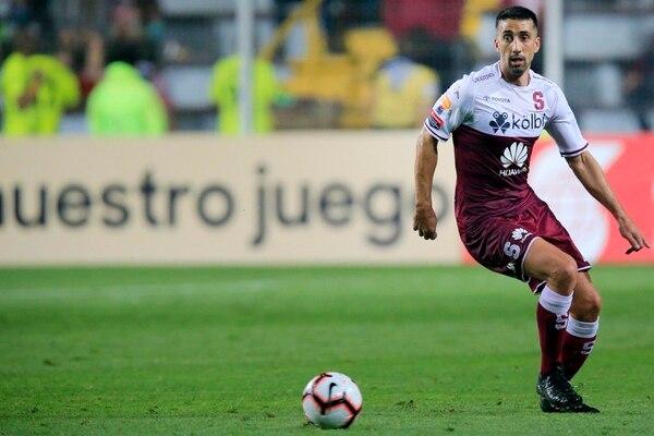 Mariano Torres es uno de los jugadores más importantes de Saprissa. Foto: Rafael Pacheco
