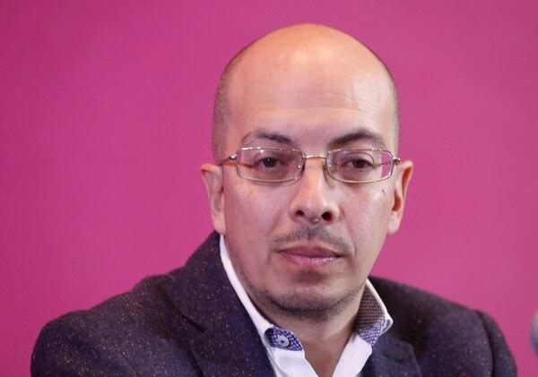 Jorge Volpi es un destacado escritor mexicano. Visitará la FILCR 2018. Foto: Agencia EL UNIVERSAL/Luis Cortés/EVZ