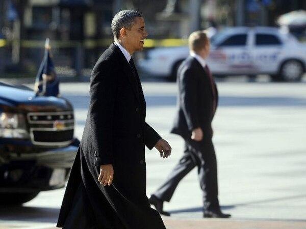 El presidente de Estados Unidos, Barack Obama, dijo la semana pasada que las negociaciones para salir del problema fiscal eran un asunto en marcha. Aún persisten diferencias entre republicanos y demócratas. | EFE
