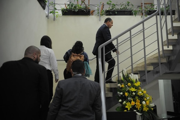 Luis Guillermo Solís le rindió tributo a Luis Alberto Monge.