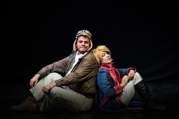 'El Principito' es un montaje que nadie debería perderse. La reflexión que hace sobre la condición humana es tierna y profunda a la vez. Fotos: Esteban Chinchilla/Teatro Espressivo.