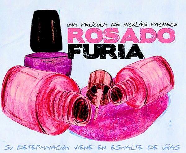La película Rosado Furia se proyectará este lunes 10 de noviembre, a las 7 p. m., en el Cine Magaly.