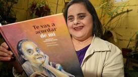 Memorias de una persona con síndrome de Down: Carmencita plasmó su historia en un libro