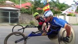 Costarricense José Jiménez culmina en el puesto 15 en maratón de triciclos en Río