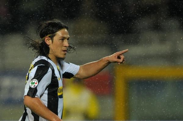 Mauro Camoranesi tuvo su mejor etapa como jugador en la la Juventus de Italia.