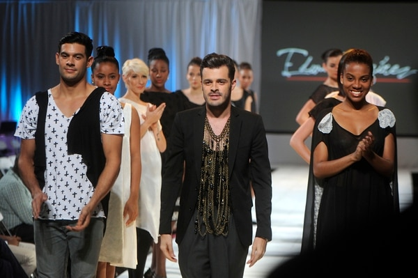Edwin Ramírez presentó su nueva colección en el Costa Rica Fashion Week