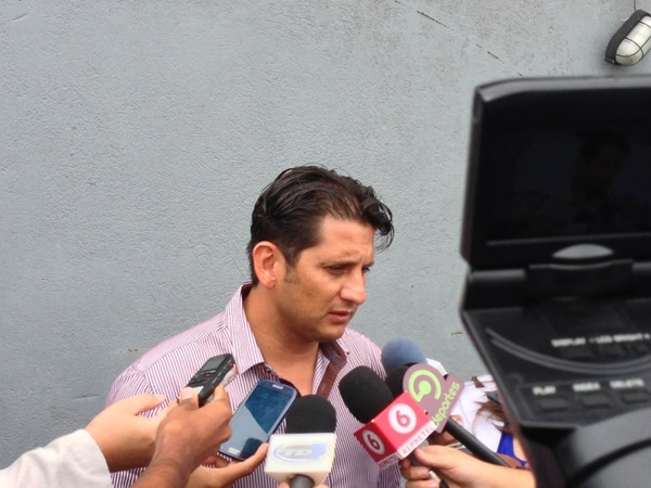 Rónald González, técnico de Saprissa, analizó el próximo partido de los morados, el domingo a las 11 a. m. contra Puntarenas.