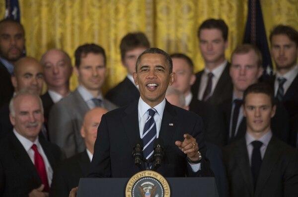 El presidente de Estados Unidos, Barack Obama, se reunirá por primera vez en una cumbre del Nafta con el presidente de México, Enrique Peña Nieto.