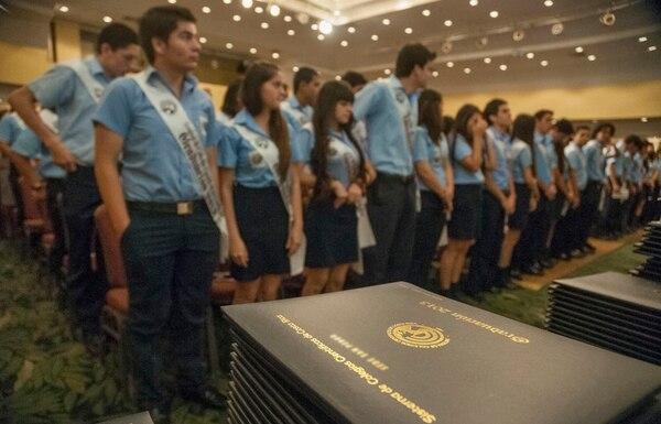 Pese al aumento de los graduados universitarios, el estudio señaló que solo la mitad de los jóvenes que concluyeron el colegio en la última década fueron a la universidad. | FOTO CON FINES ILUSTRATIVOS