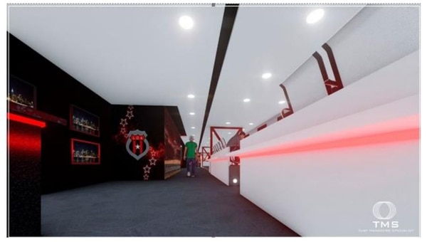 La remodelación a ese palco puede generarle más ingresos a la Liga. Foto: TMS