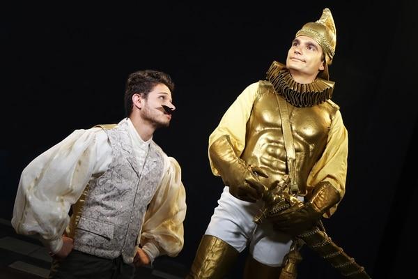 'El príncipe feliz' se presentará del 17 de noviembre al 9 de diciembre en el Teatro 1887. Foto: Cortesía Miguel Acuña.