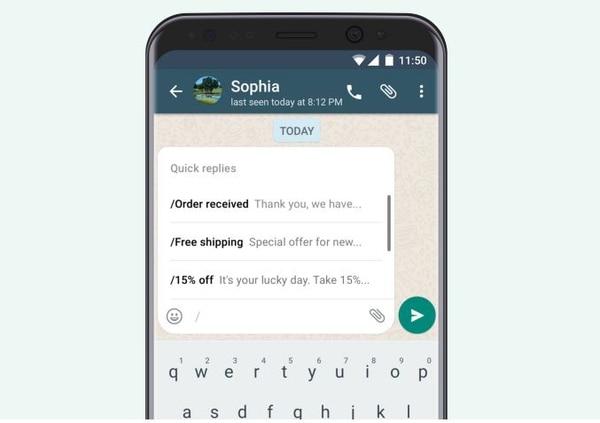 WhatsApp Business es la herramienta mediante la cual las empresas y clientes podrán conversar a través de este canal.