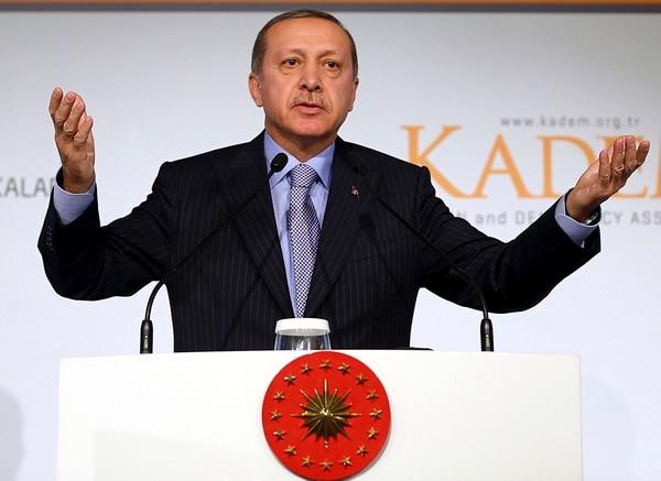 Erdogan afirma que navegantes musulmanes descubrieron América siglos antes que Cristóbal Colón