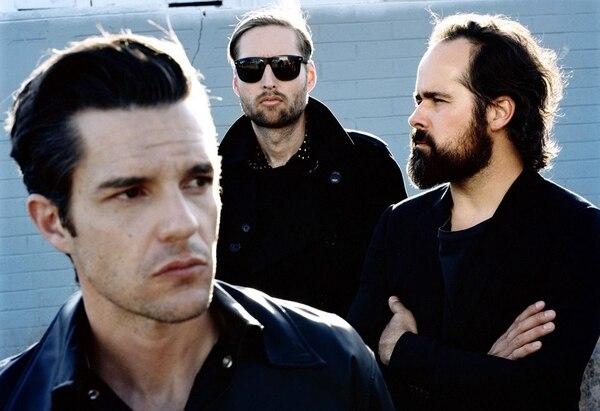 The Killers harán su primera aparición en Costa Rica el jueves 15 de marzo. Cortesía de Move Concerts.